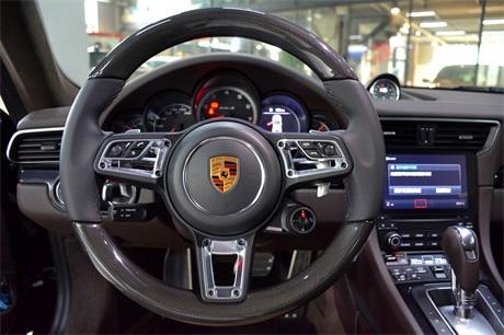 保时捷911改装多功能方向盘