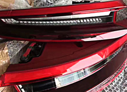 保时捷911Carrera熏黑尾灯